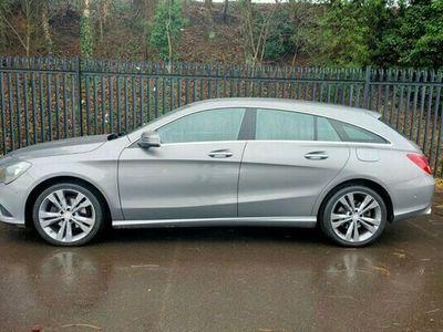 used Mercedes CLA220 CLA 2.1D SPORT 5d 174 BHP