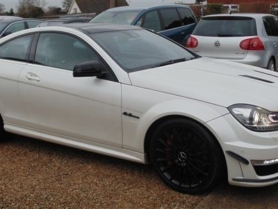 used Mercedes C63 AMG C ClassEdition 125 2dr Auto