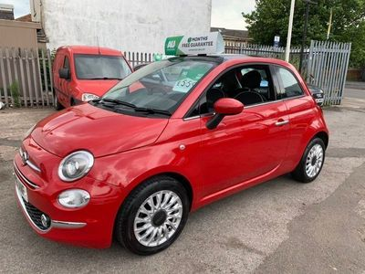 used Fiat 500 1.2 8V Lounge (s/s) 3dr