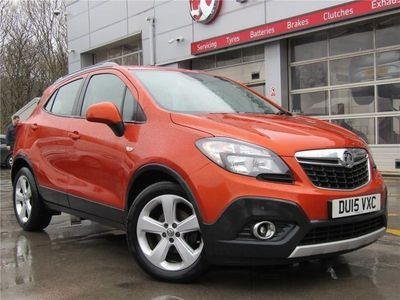 used Vauxhall Mokka 1.4T Exclusiv 5Dr 4Wd