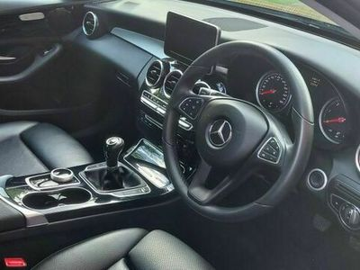 used Mercedes C200 C Class 1.6SE Executive Edition (s/s) 5dr