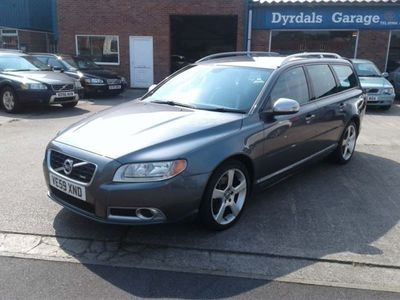 used Volvo V70 2.4 D R-Design SE Geartronic 5dr Auto