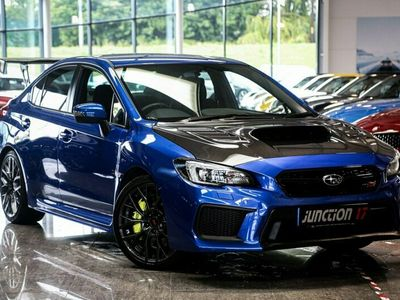 used Subaru WRX 2.5T Final Edition 4WD 4dr