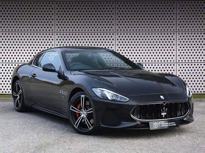 used Maserati Granturismo V8 Sport 2dr MC Shift Auto