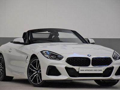 used BMW Z4 sDrive 30i M Sport 2dr Auto [Plus Pack]