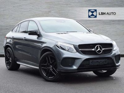 used Mercedes GLE350 Gle Coupe4Matic AMG Night Edition 5dr 9G-Tronic Estate Gle diesel coupe