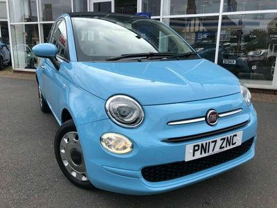 used Fiat 500C 1.2 8V Pop Dualogic (s/s) 2dr