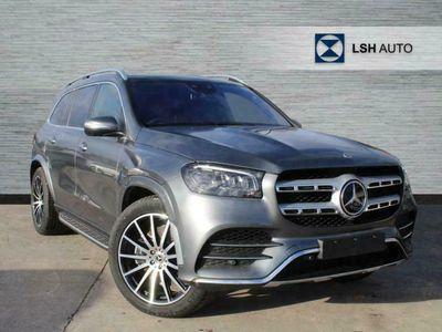 used Mercedes GLS400 D 4MATIC AMG LINE PREMIUM PLUS