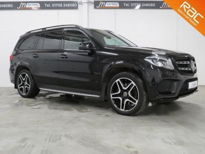 used Mercedes GLS350 GLS-Class SUV4Matic Designo Line 5d 9G-Tronic