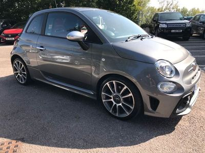 used Abarth 595 Turismo 1.4 3dr