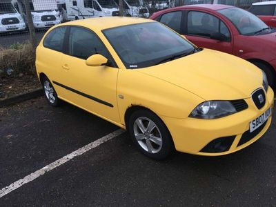 used Seat Ibiza 1.2 12v Reference 3dr