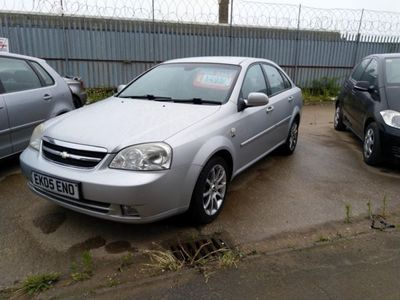 used Chevrolet Lacetti 1.8 CDX 4dr Auto
