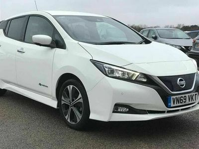 used Nissan Leaf 110kW Tekna 40kWh 5dr Auto Hatchback 40kWh Tekna Auto 5dr