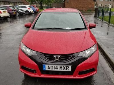 used Honda Civic 1.4 i-VTEC S 5dr
