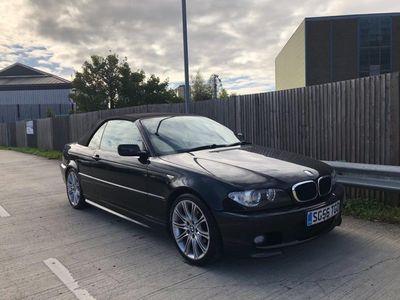 used BMW 318 Cabriolet 2.0 318Ci M Sport 2dr