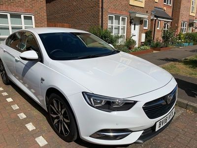 used Vauxhall Insignia 1.5i Turbo SRi Grand Sport (s/s) 5dr