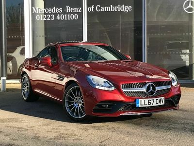 used Mercedes 180 Slc Class SLCAMG Line 1.6 2dr