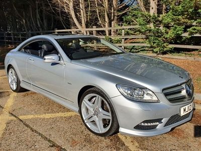 used Mercedes CL500 CLBLUEEFFICIENCY