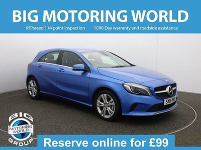 used Mercedes A180 A ClassD SPORT PREMIUM for sale | Big Motoring World