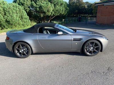used Aston Martin V8 Vantage 2008 VANTAGE 4.3ROADSTER 2d 380 BHP Convertible 2008