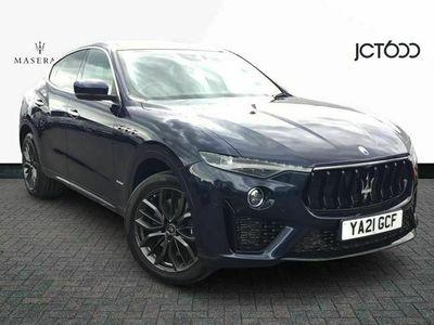 used Maserati GranSport Levante V6estate