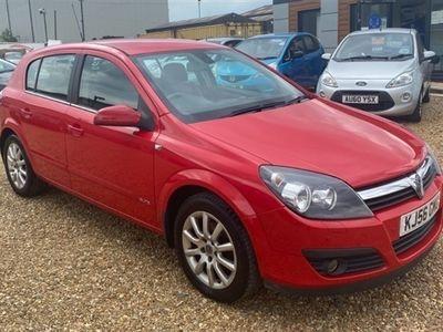 used Vauxhall Astra ELITE 16V E4 1.8 5dr