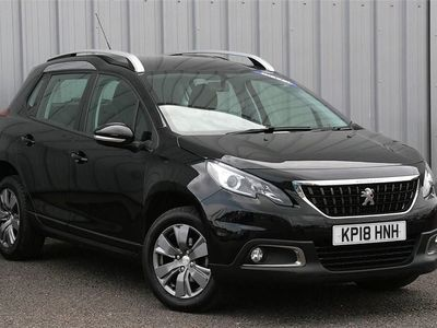 used Peugeot 2008 1.6 BlueHDi 100 Active 5dr