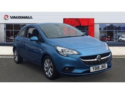 used Vauxhall Corsa 1.4 [75] Energy 3dr [AC] Petrol Hatchback