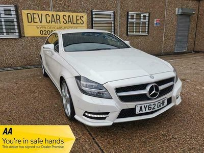 used Mercedes CLS350 3.0 BlueEFFICIENCY AMG Sport 7G-Tronic Plus 4dr