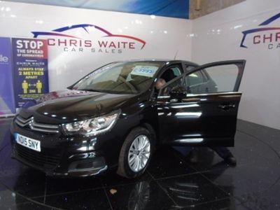used Citroën C4 Hatchback 1.6 BlueHDi Feel 5d