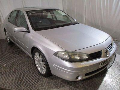 used Renault Laguna 2.0 16v Privilege 5dr