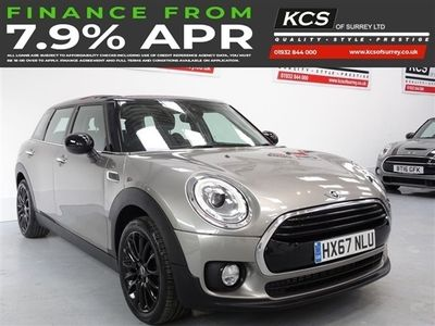 used Mini Cooper Clubman 1.5 5d 134 BHP