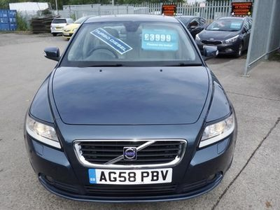 used Volvo S40 2.0D SE Lux 4dr