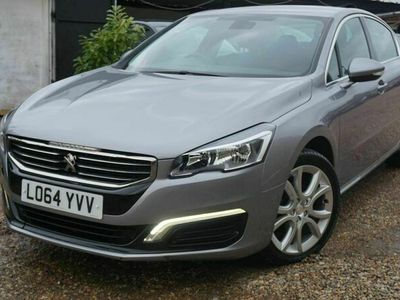 used Peugeot 508 1.6 e-HDi Active (s/s) 4dr