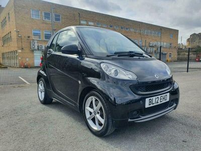 used Smart ForTwo Coupé CDI Pulse Softouch (2010) 2d Auto
