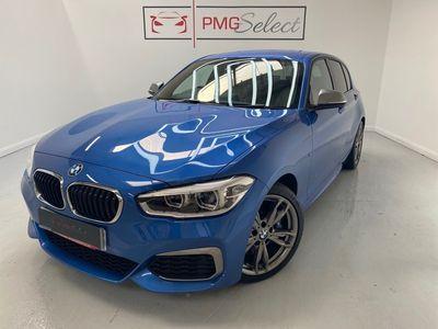 used BMW M140 1 Series5dr [Nav] Step Auto 3.0