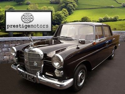 used Mercedes 190 FINTAIL ****JUST 34,000 MILES****