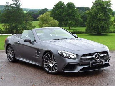 used Mercedes SL500 SL Class ConvertibleAMG Line 2dr 9G-Tronic