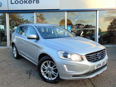 used Volvo XC60 D5 [215] Se Lux Nav 5Dr Awd Geartronic 2.4