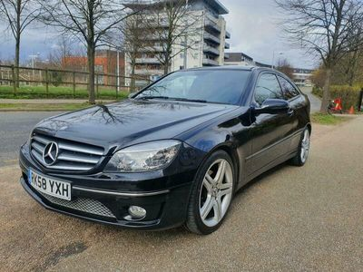 used Mercedes CLC200  CLCSport 3dr Auto