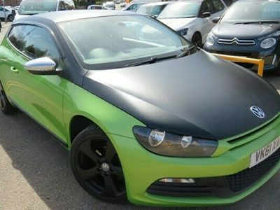 used VW Scirocco Coupe 1.4 TSI (Nav) 3d