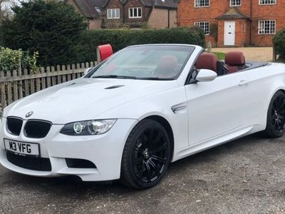 used BMW M3 3-Series M3Convertible Limited Edition 500 2d DCT