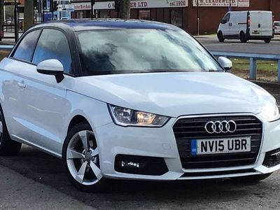 used Audi A1 2015 Middlesbrough 1.6 TDI Sport 3dr