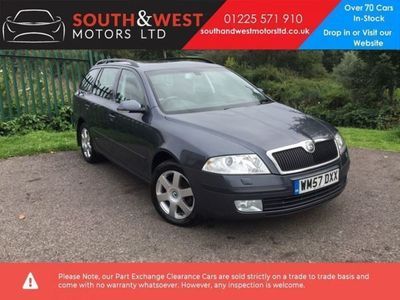 used Skoda Octavia DIESEL MANUAL ESTATE 5 DOORS