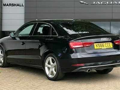 used Audi A3 1.6 TDI Sport 4dr