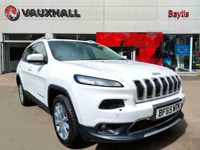 used Jeep Cherokee 2.2 Mjii 200hp Limited 4wd 9 Spd Auto 5dr