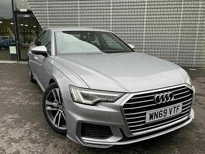 used Audi A6 DIESEL SALOON 40 TDI S Line 4dr S Tronic 2.0