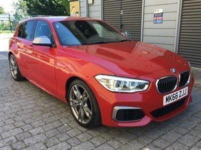 used BMW M140 1-Series Hatchback(Navigation) Sport Automatic 5d