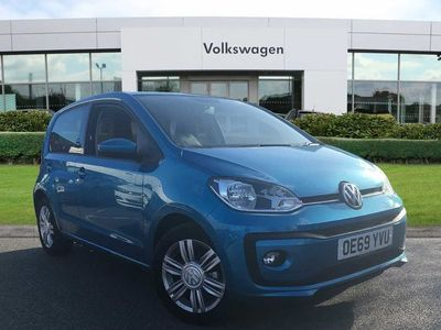 used VW up! Up 1.0 60Ps High5Dr [Start Stop]