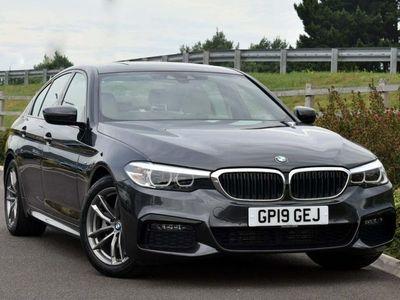 used BMW 520 5 Series D M SPORT